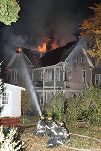 Hartford, Ct 2nd alarm 10/24/15
