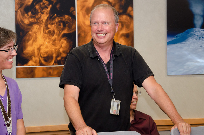 Bernie Rauscher -- Bruce Woodgate retirement party, NASA/GSFC, June 2013