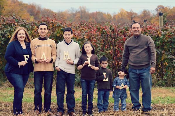 Vasconcelos Fall Family Shoot