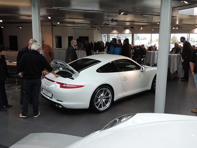 Presentation Porsche 991 Carrera 4