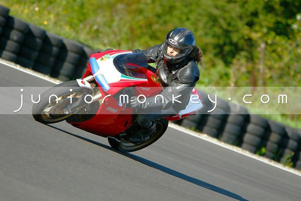 Ducati 996 - Red