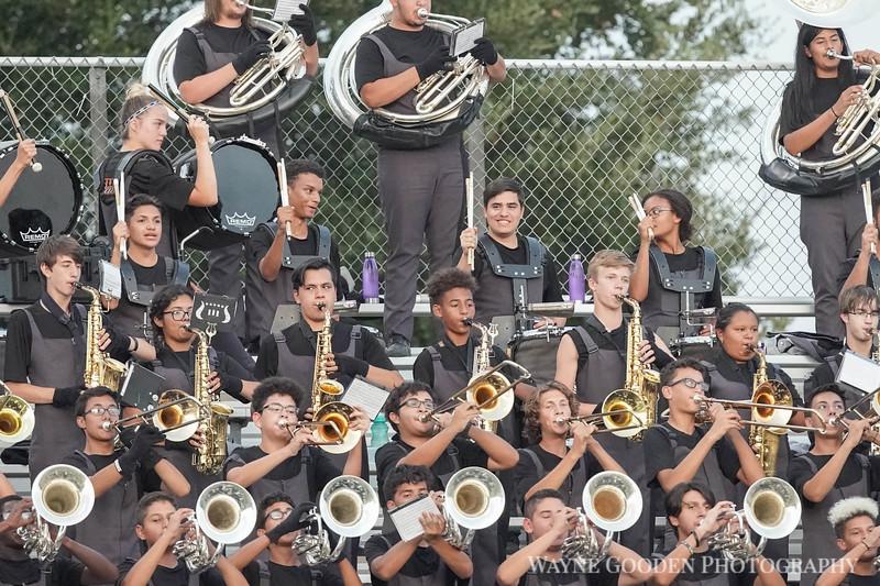 Haltom High School Buffalos 9-13-19