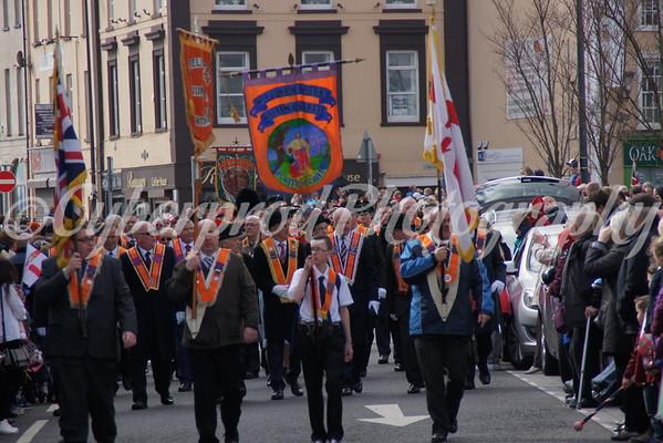 Belfast Junior Orange Lodges