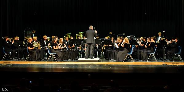 2010-2011 RHS Concert Bands