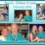 Oldies Caribbean Cruise #1508a