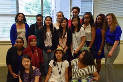 Summer Leadership Academy - 2015