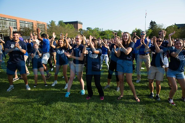New Student Convocation and First Knight