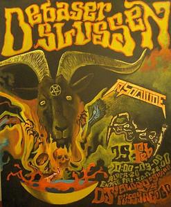REVEAL - Püssy a Go Go  Debaser Slussen 25/2 2012