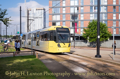 Manchester Metrolink Tramways