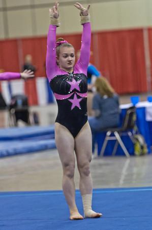 Grace Gymnastics 2016