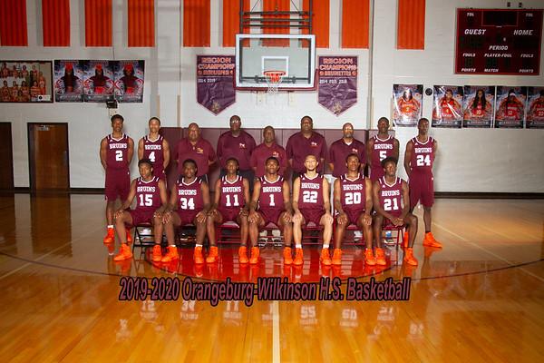 2019-2020 Boys Varsity Basketball