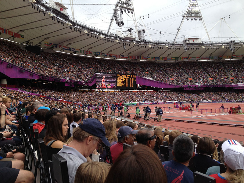 Day 11 - Track and Field at Olympic Stadium