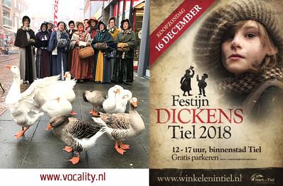 2018-1216 Vocality @ Dickens Festijn Tiel