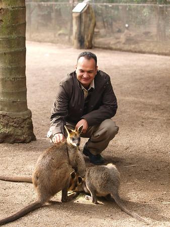 Arif's Oz Trip