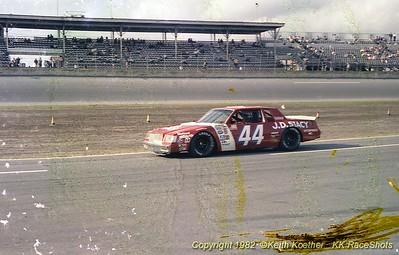 NASCAR Speedweeks 1982