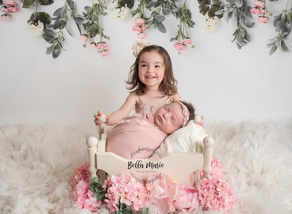 Sweet Baby Olivia  /  12 Days New