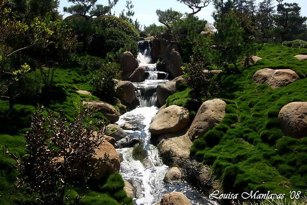Japanese Garden - Sepulveda Basin