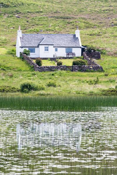 Croft and Loch