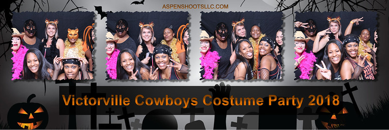 Victorville Cowboys Zumba Costume Party
