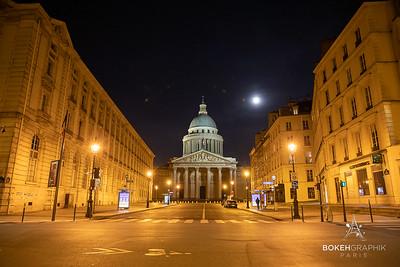 Paris city of Lonely Lights