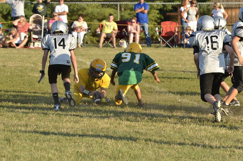 Wildcats vs Raiders Scrimmage 152.JPG