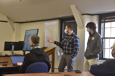 Seminary Technology Classroom