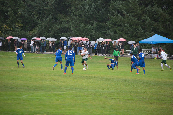 Soccer vs Gervais