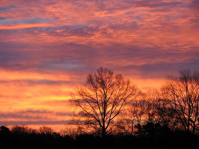 Sunrise 20080109