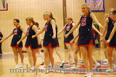CheerLeaders Basketball 2008