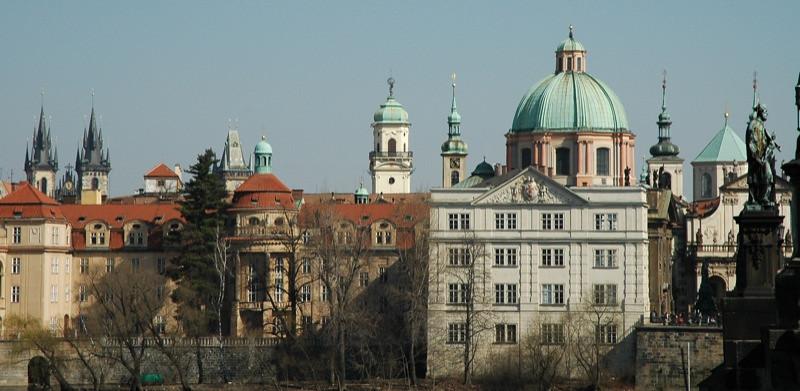 Old Town Buildings - Prague, Czech Republic