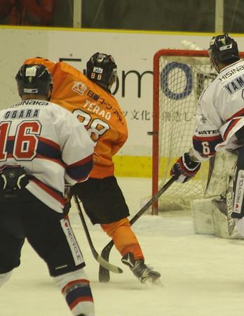 Oji Eagles vs Nikko Ice Bucks