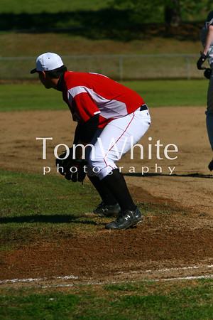 Mena vs POG - Bearcat Baseball 2009