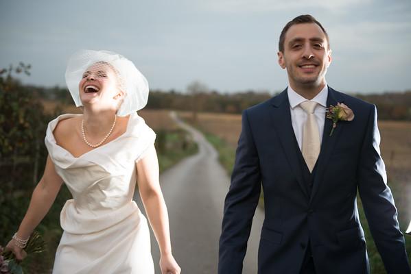 Katie and James Wedding