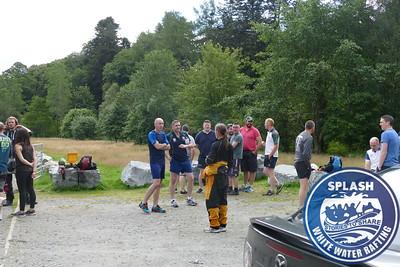 River Tummel 1200hrs 05/08/2017