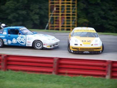 SCCA Runoffs at Mid-Ohio - Saturday - 24 Sept '05