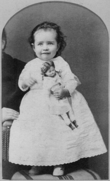 """Henrietta Aileen Gale (""""Nettie"""")"""