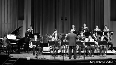UoM Jazz Band - Dec 6th