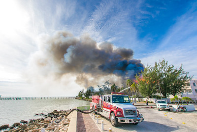 Chateau Caribbean Fire