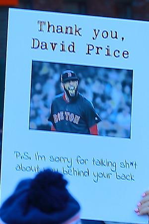Boston Red Sox World Champinship Parade