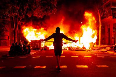 Barcelona under siege