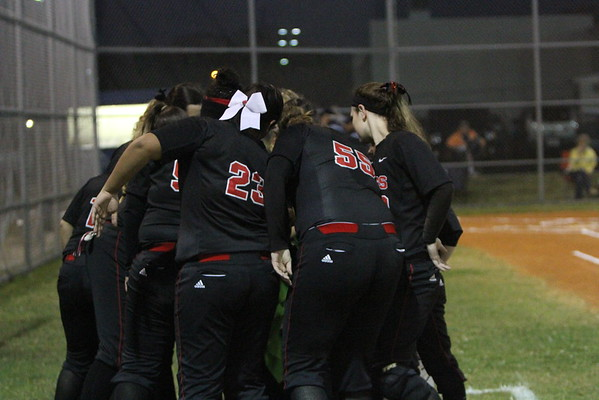 NE vs East Lake Softball 2-24-15