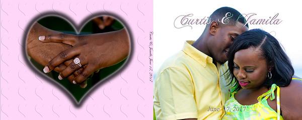 Curtis & Jamila Album Cover