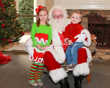 11:00am-Noon Santa Photos