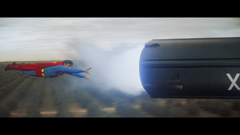 CapedWonder Superman-The Movie 4K UHD Screenshots