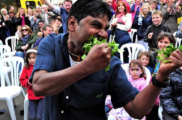 Alresford Watercress Festival 2012