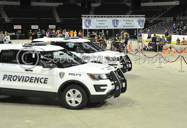 Providence Police 5k Start & Awards 2018