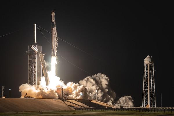 SpaceX Crew Dragon DM-1