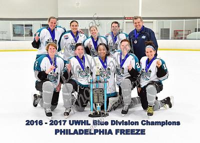 Blue Division Championship - Freeze vs Patriots