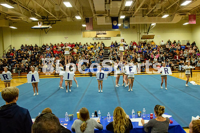 Cheer: Region 4C Championship by Tim Gregory on October 24, 2018