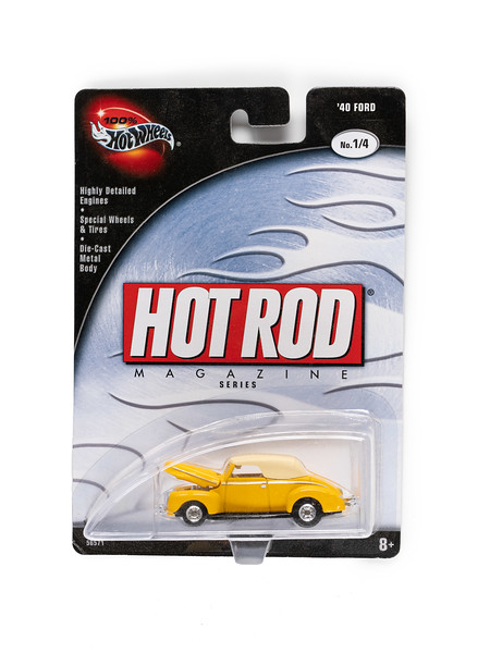 Hot Rod Magazine Series